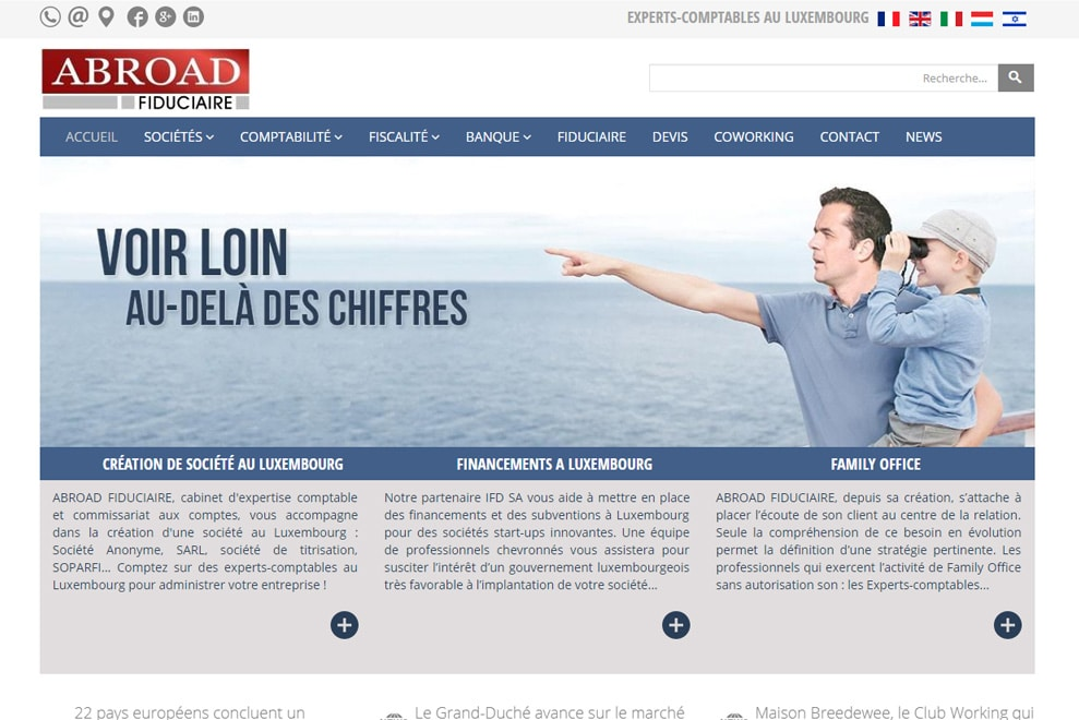 Abroad Fiduciaire, expertise comptable