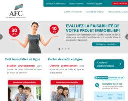 AFC, rachat de crédit et prêt immobilier