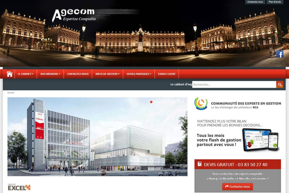 AGECOM, expertise comptable