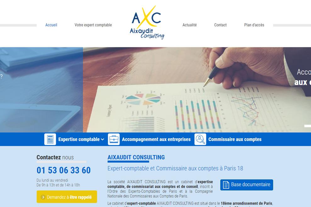Aixaudit Consulting, expert-comptable et commissaire aux comptes