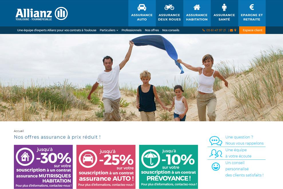 Allianz Letoile, agent général d'assurance