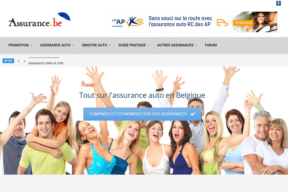 Assurance be, comparateur d'assurances