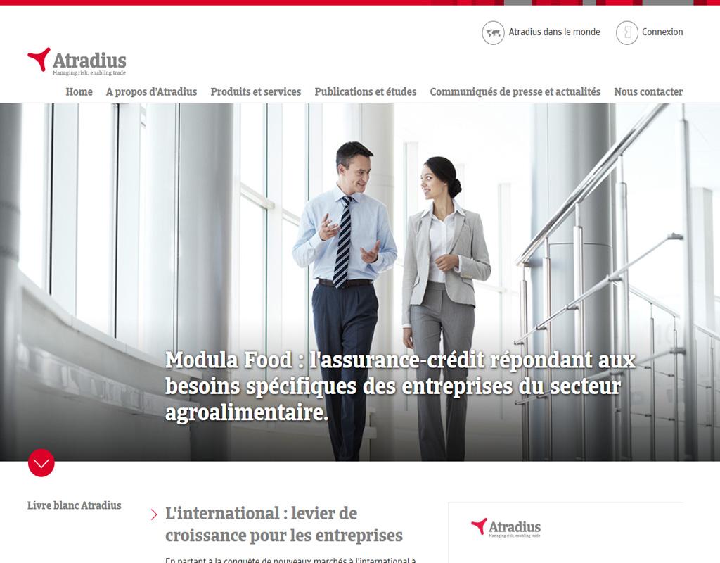 Atradius, assurance-crédit