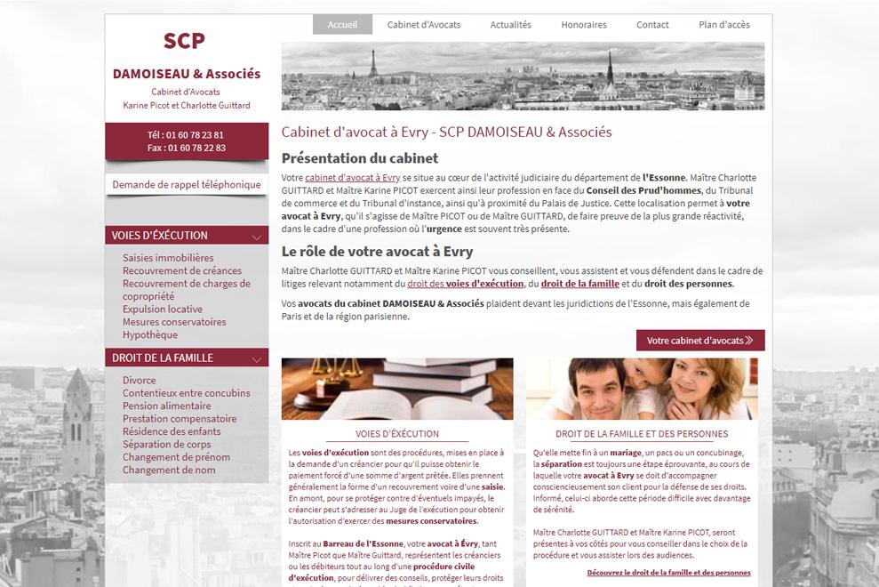 Cabinet Damoiseau & Associés, avocats