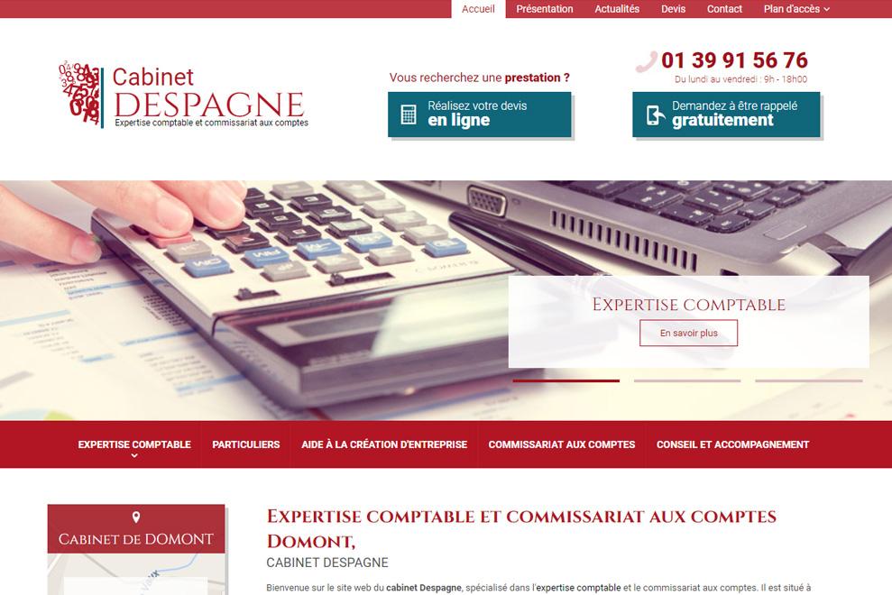 Cabinet Despagne, expertise comptable et commissariat aux comptes