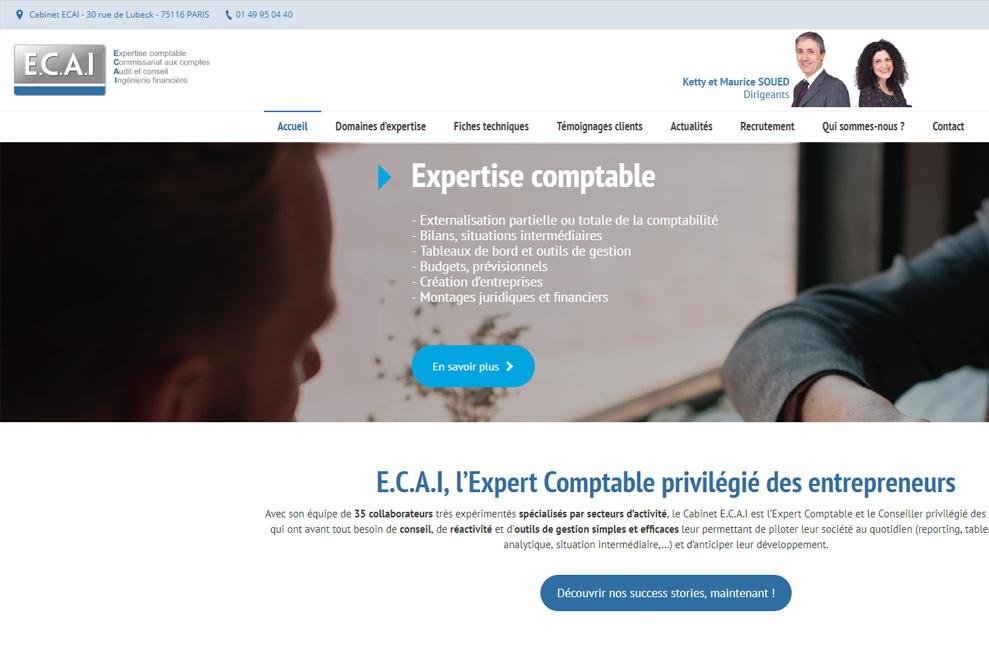 Cabinet ECAI, expertise comptabile