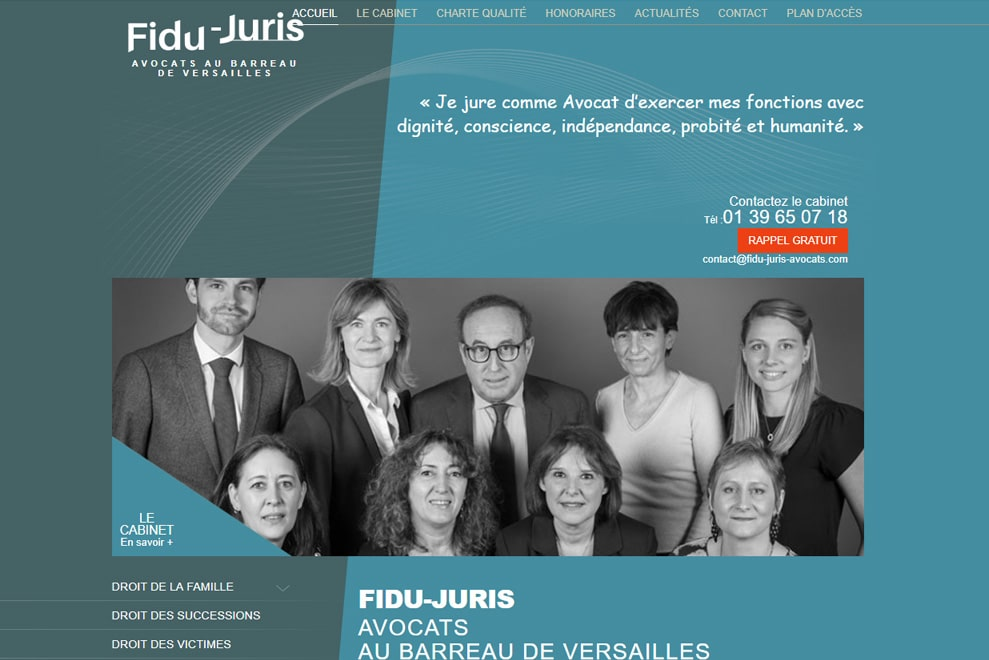 Cabinet Fidu-Juris,avocats pluridisciplinaire
