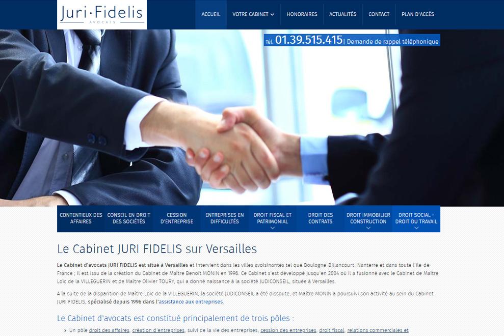 Cabinet Juri Fidelis, avocats droit social