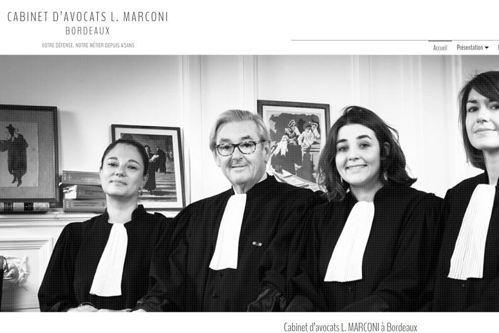 CabinetL. Marconi, avocats multidisciplinaire