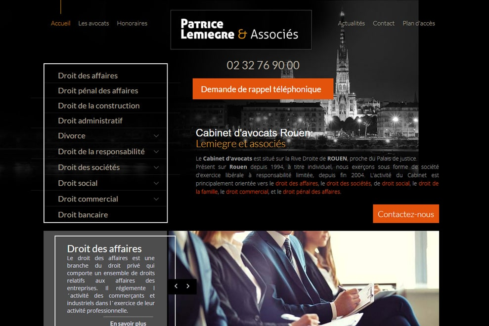 Cabinet Lemiegre & Associés, avocats multidisciplinaires
