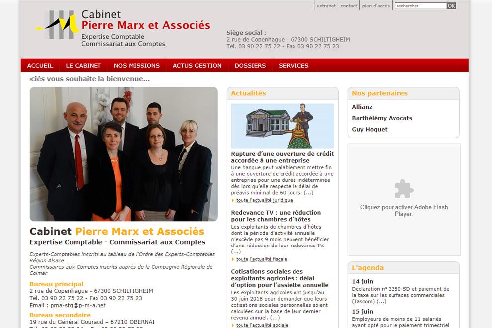 Cabinet Marx et Associés, expert comptable