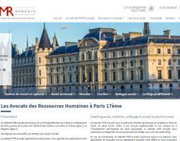 Cabinet PMR, avocats des Ressources Humaines