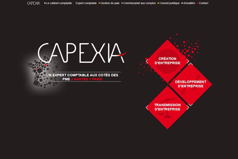 Capexia, cabinet comptable