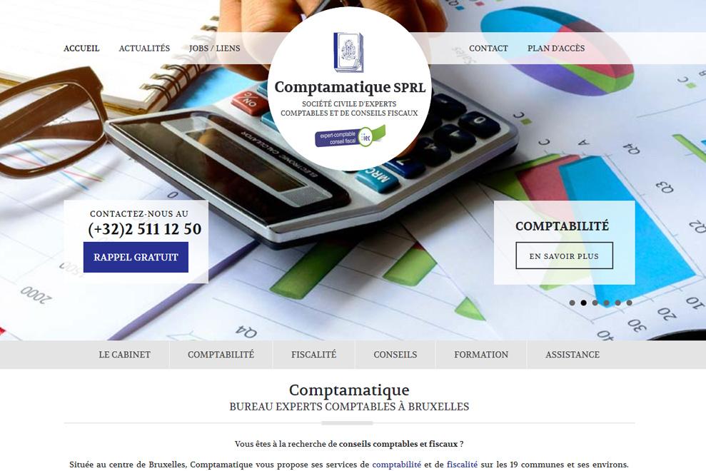 Comptamatique, expert-comptable