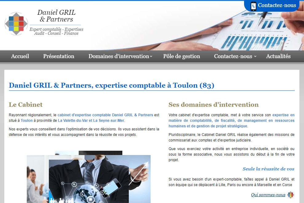 Daniel Gril & Partners, cabinet d'expertise comptable