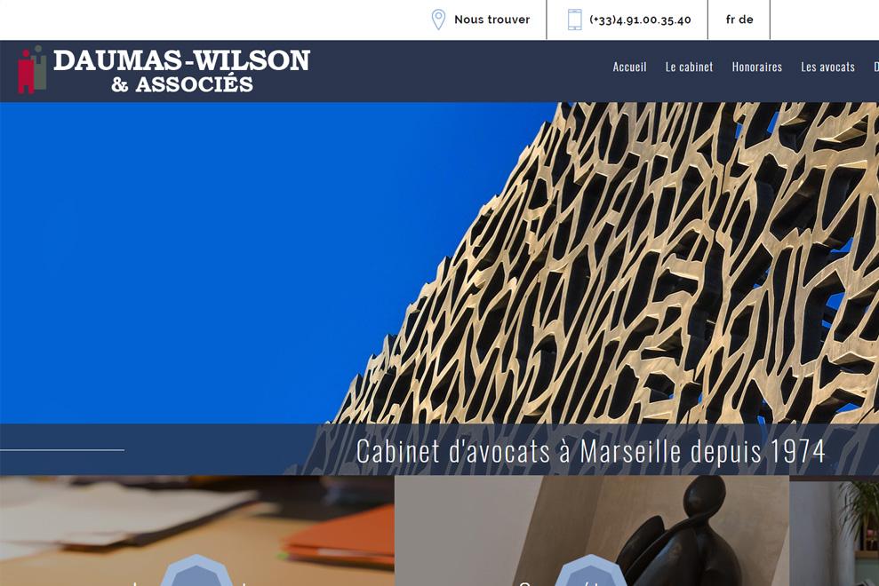 Daumas-Wilson & Associés, avocats droit des assurances