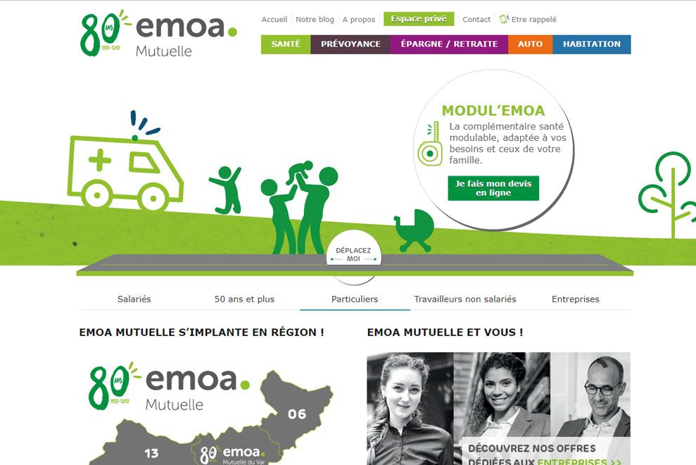 EMOA, mutuelle du Var
