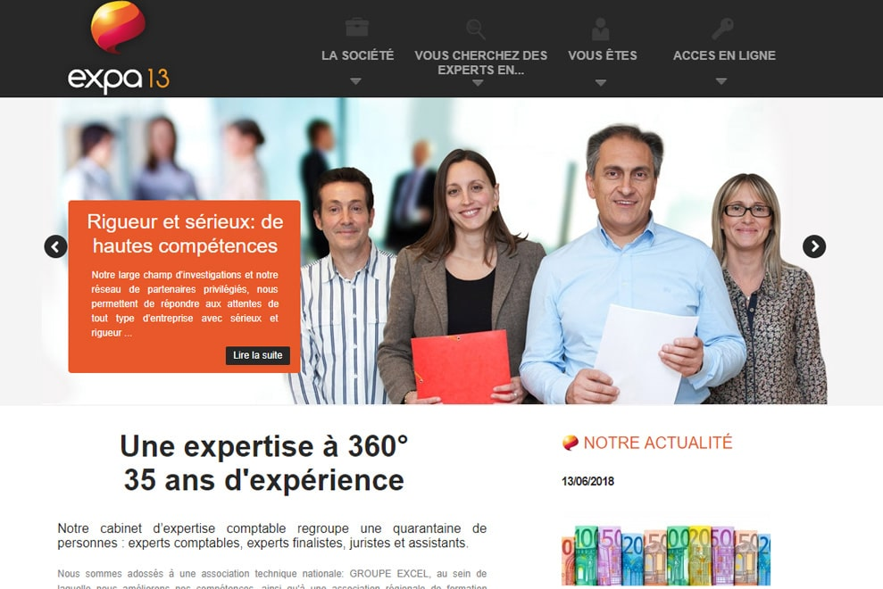 Expa13, cabinet d'expertise comptable