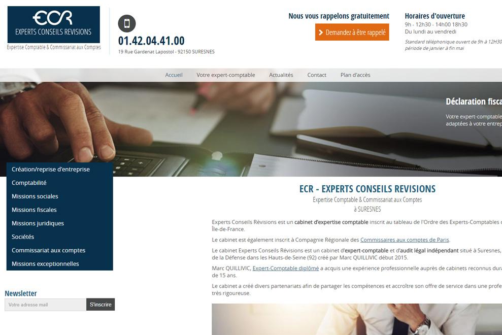 Experts Conseils Révisions, cabinet d'expertise comptable