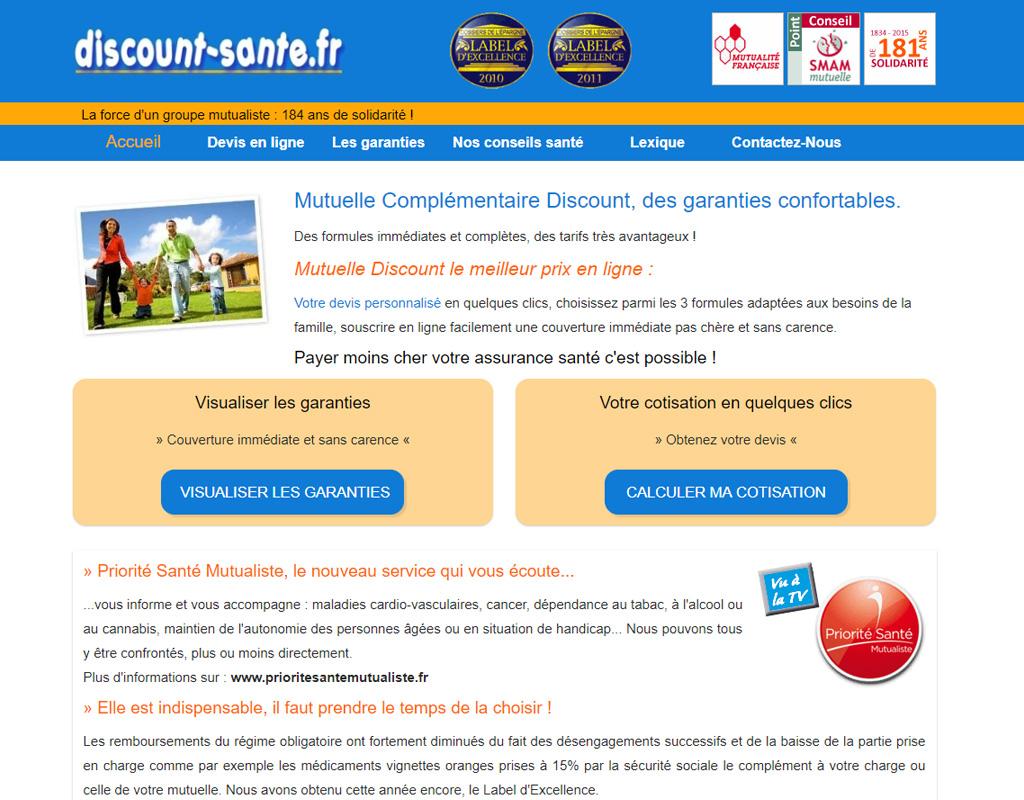 FLD Assurances, Discount Santé