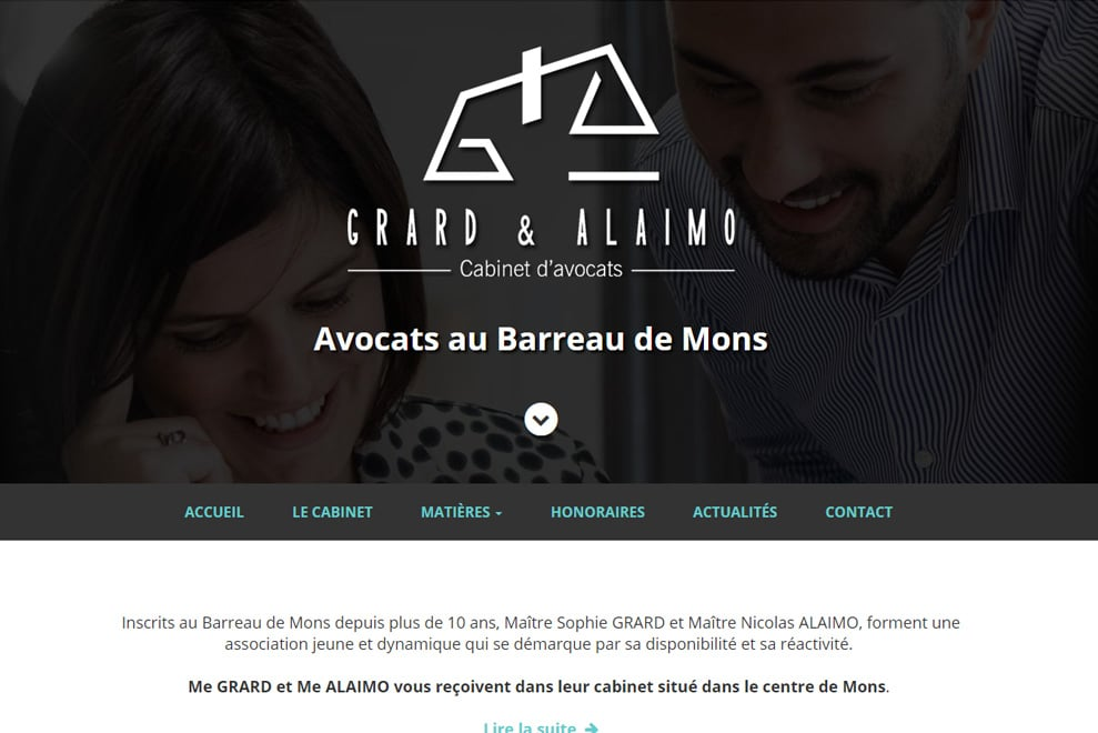 Grard & Alaimo, association d'avocats