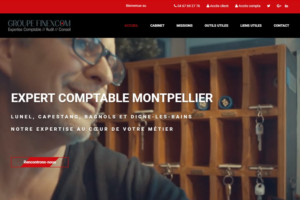 Groupe Finexcom, expertise-comptable