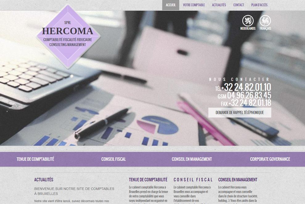 Hercoma, cabinet comptable
