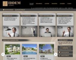 Iddem Conseil, gestion de patrimoine