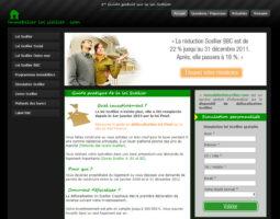 Immobilierloiscellier, défiscalisation loi Scellier