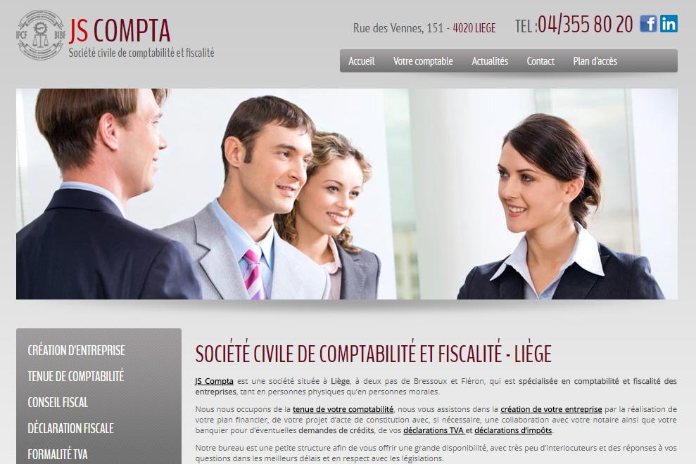 JS Compta, comptabilité et fiscalité des entreprises