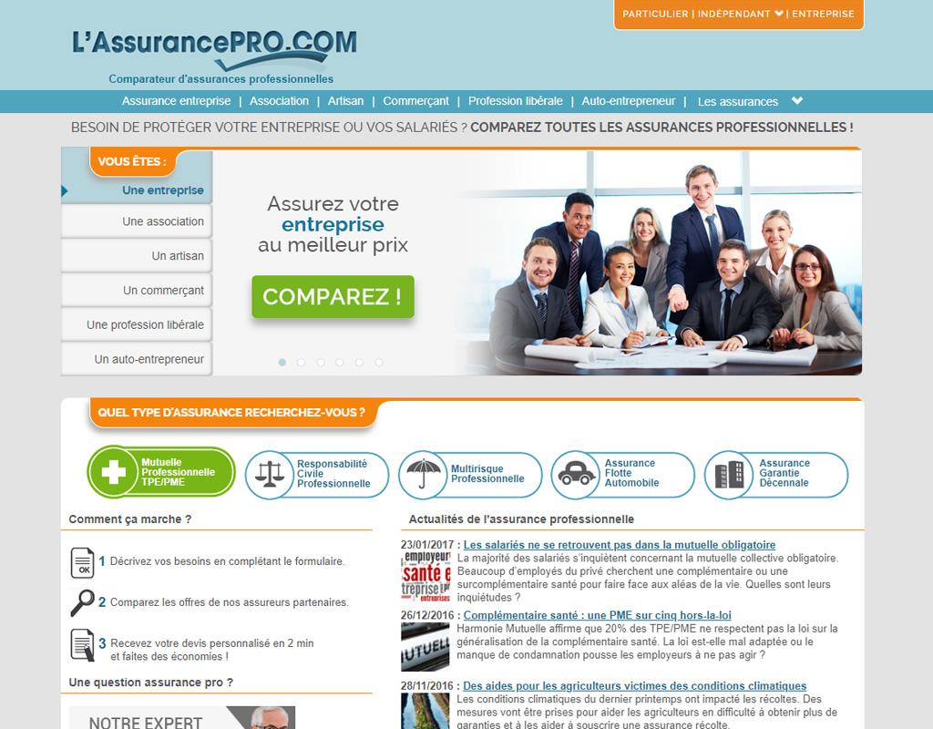 L'AssurancePro , assurances professionnelles