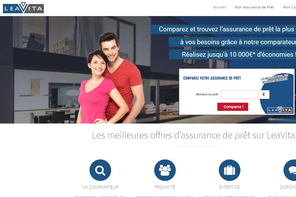 LeaVita, assurance de prêt