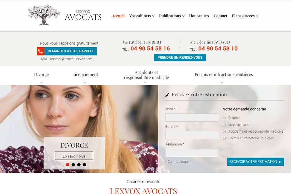 Lexvox Avocats & Associés, avocats pluridisciplinaires