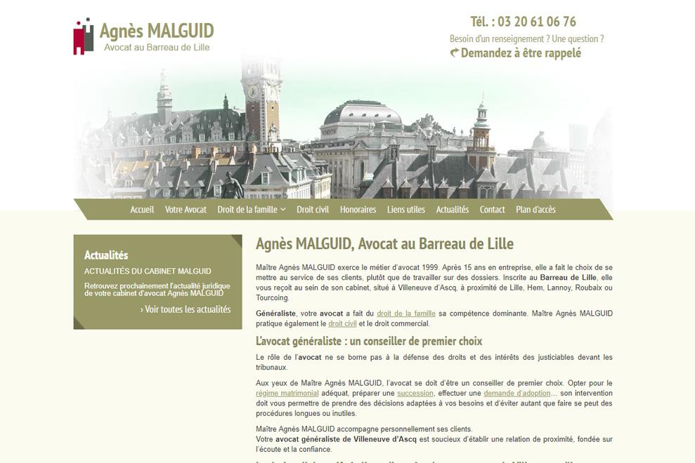 Me Agnès Malguid,avocat droit de la famille