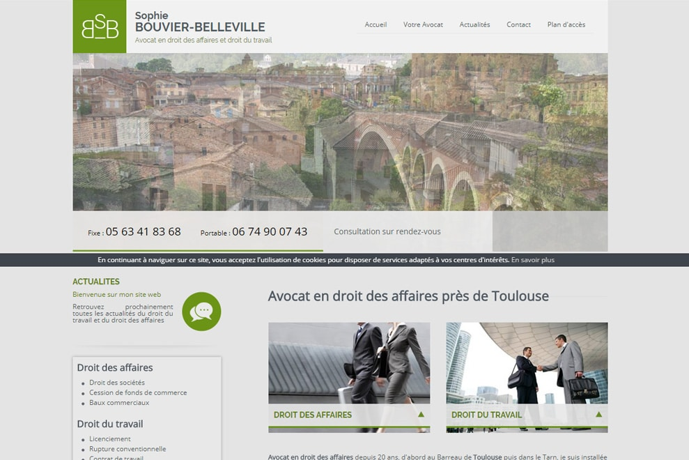 Me Bouvier-Belleville,avocat droit des affaires
