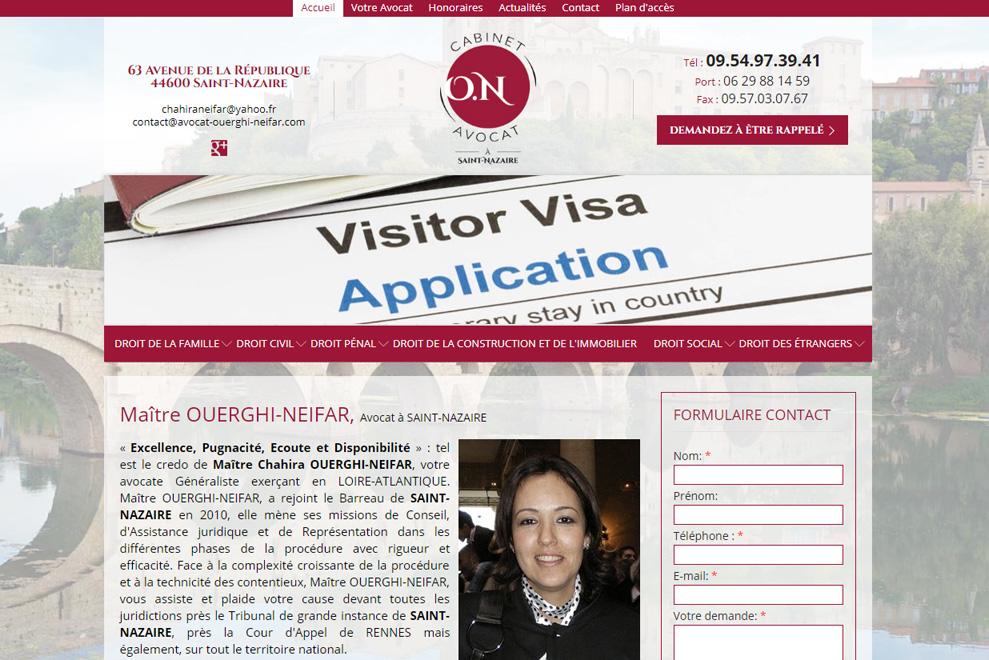 Me Chahira Ouerghi-Neifar, avocatdroit du travail