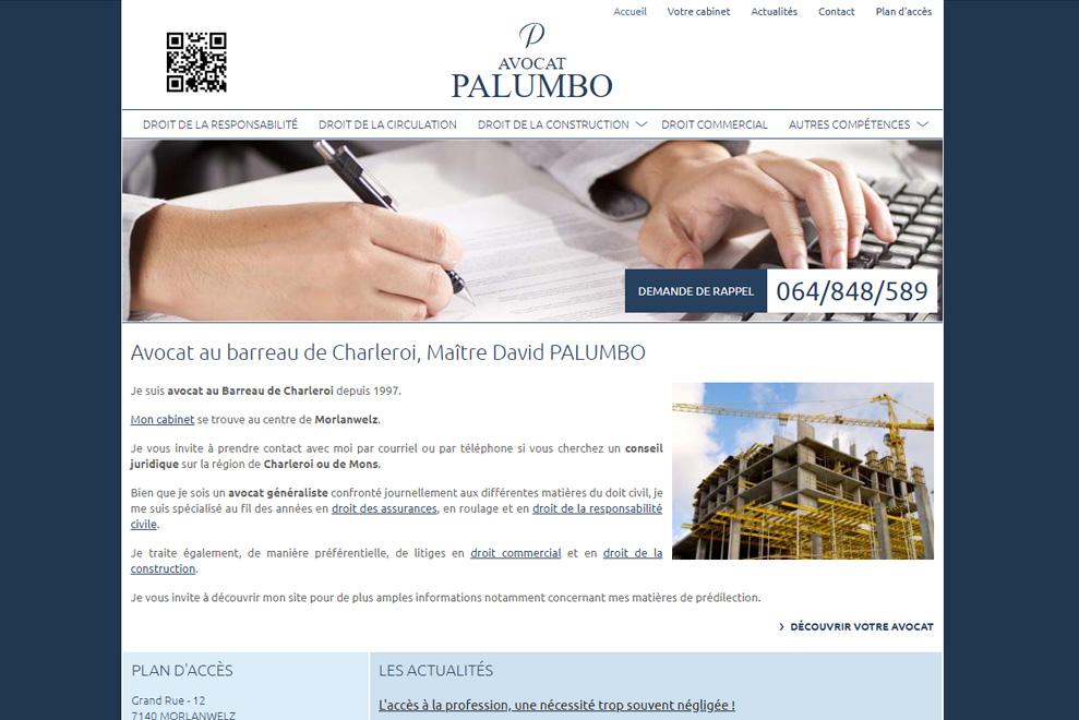 Me David Palumbo,avocat droit de la construction