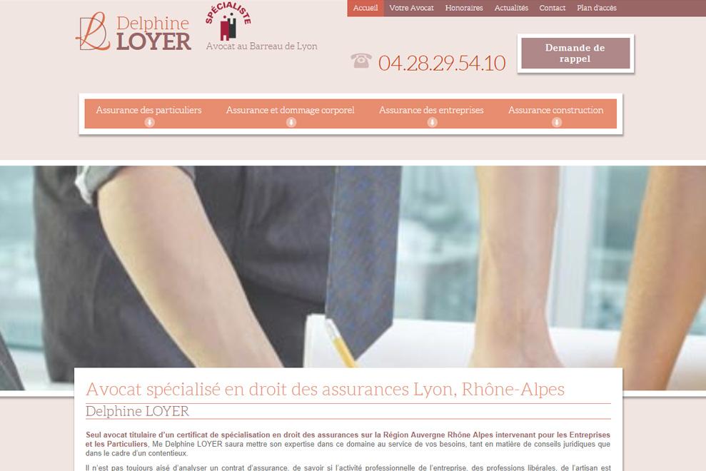 Me Delphine Loyer, avocat pluridisciplinaire