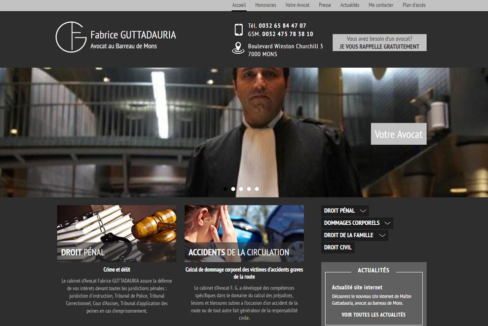 Me Fabrice Guttadauria, avocat droit pénal