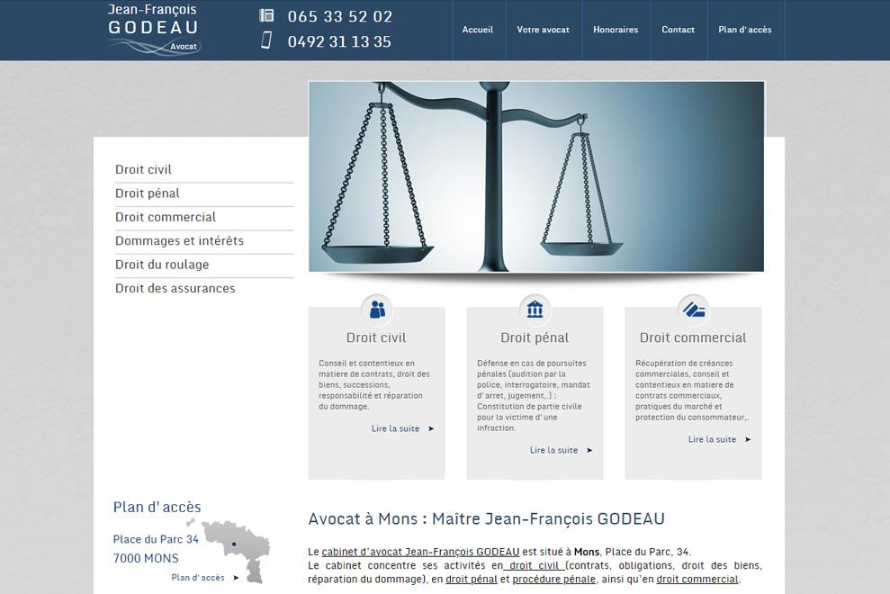 Me Jean-François Godeau, avocat droit civil