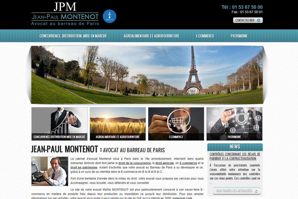 Me Jean-Paul Montenot,avocat droit de la concurrence