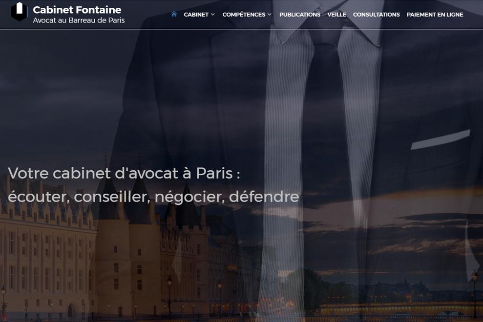 Me Ludovic Fontaine,avocat droit des sociétés