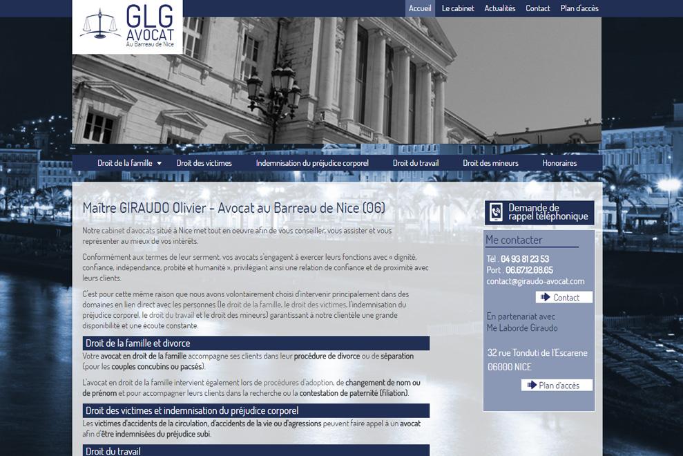 Me Olivier Giraud,avocat droit d'indemnisation