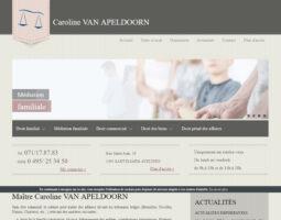 Me Van Apeldoorn, avocat recouvrement de créances