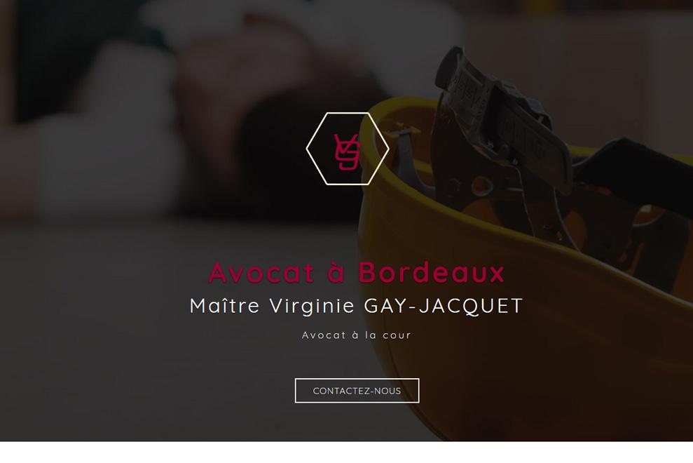 Me Virginie Gay-Jacquet, avocat droit commercial