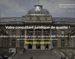MonAvocatOnline, conseil et assistance juridique