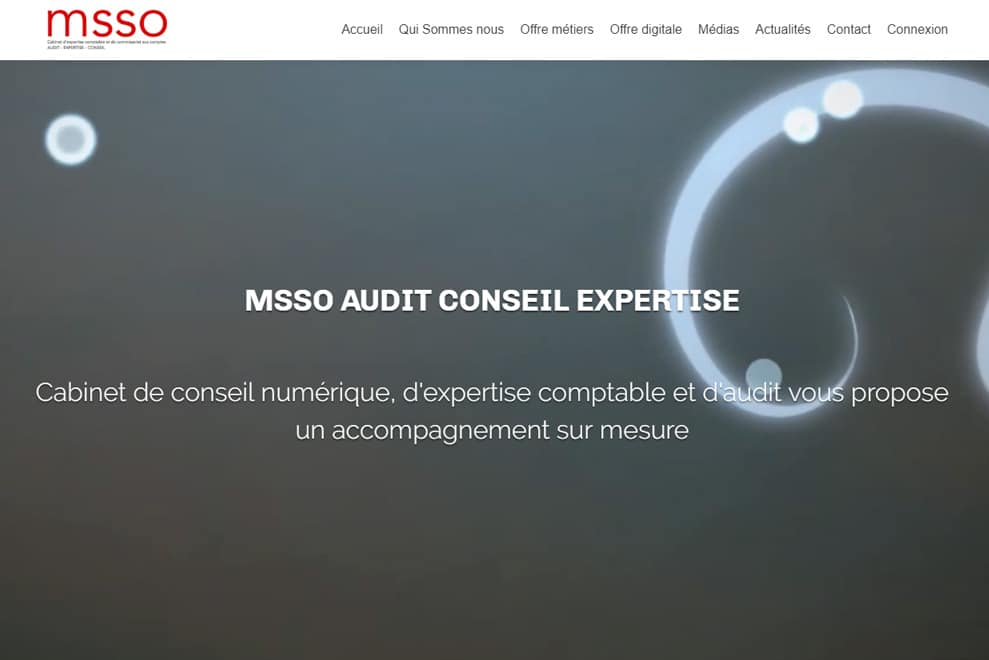 MSSO, audit conseil expertise