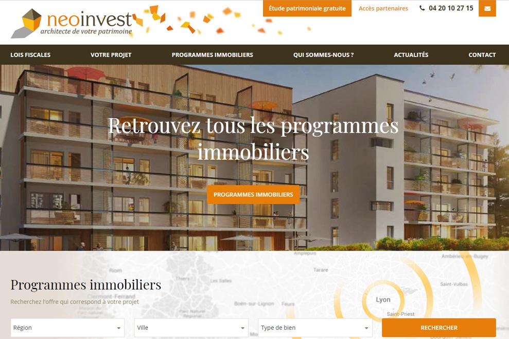 Neoinvest, gestion de patrimoine