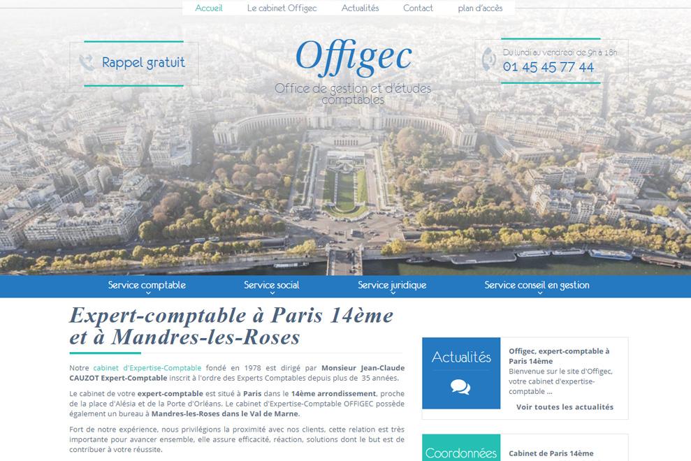 Offigec, cabinet d'expertise comptable