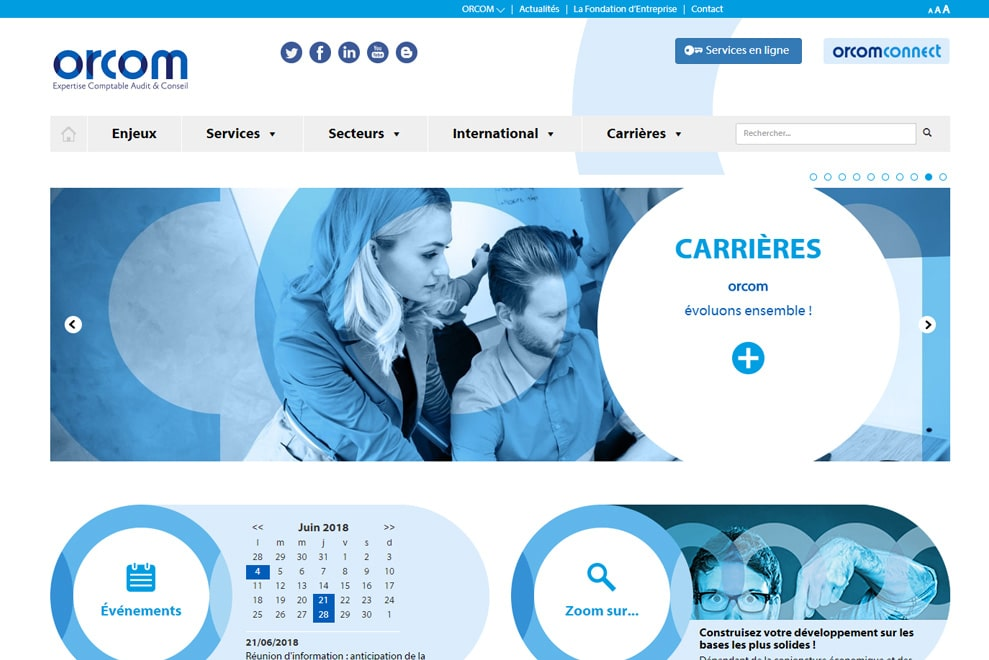 ORCOM, expert-comptable